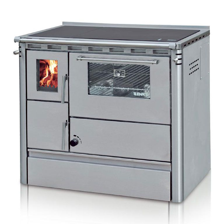 Solid Fuel Cooker 7,5kW